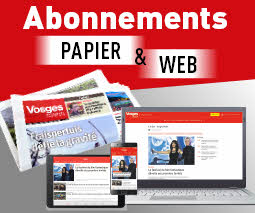 Abonnement Vosges Matin