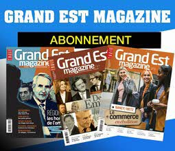 Abonnement Grand Est Magazine