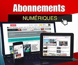 Abonnement web L'Est Républicain