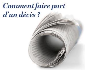 Les Derniers Avis De Deces Publies Dans Le Republicain Lorrain