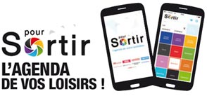 Telechargez l'application Pour Sortir